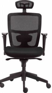 Brand New Ergonomic High Back Mesh Task Chair With Adjustable Arms
