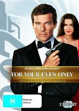 For Your Eyes Only (Blu-ray, 2010) // Brand New