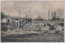 AK Montmedy MONTMÉDY 1.Weltkrieg France Chiers Brücke Ansichtskarte PK v.1914 WK