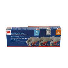 ?Einweghandschuhe Vinyl Einmal Handschuhe Einweg Schutzhandschuhe Hygiene