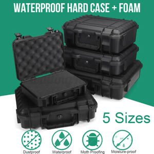 Waterproof Hard Carry Case Protective Equipment Camera Storage Protect Box Tools
