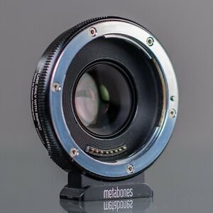 Metabones Speedbooster BMPCC Blackmagic Pocket Cinema Camera Canon EF Mount