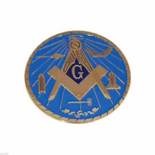 Masonic Design Car Badge Self Adhesive Masonic Car Emblem
