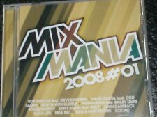 MIX MANIA 2008 # 01 (MIXMANIA) David Guetta, Samim, Robyn with Kleerup, Milk Inc