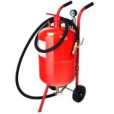 Sableuse mobile Sablage Microbilleuse Aerogommeuse 75 litres + accessoires
