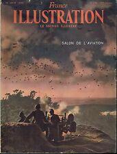 L'illustration - Salon de l'aviation - 16 juin 1956 -