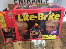 Vintage Lite Brite