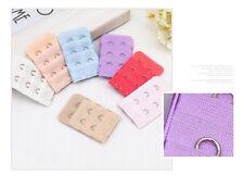 10pcs women Bra-Extender-Bra-Extension-Strapless-Underwear-Strap-2 Hooks j5050