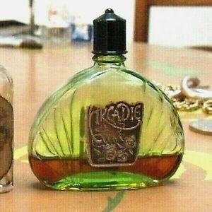 Vintage Art Nouveau Dubarry ARCADIE Scent Perfume Bottle