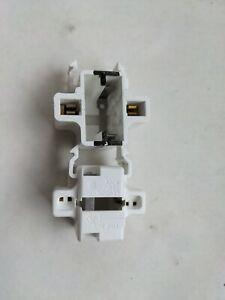 New Lot 2 Leviton Compact Fluorescent Lamp Holder CFL Socket GX23 Bulk 75W 26720