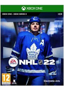 NHL 22 (Xbox One) Brand New & Sealed Free UK P&P
