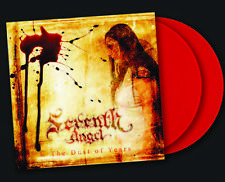 SEVENTH ANGEL - THE DUST OF YEARS (Legends Remastered) Double Red Vinyl