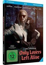 Only Lovers Left Alive (Tilda Swinton, Jim Jarmusch) Blu-ray Disc NEU + OVP!