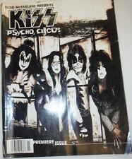 Kiss Magazine Psycho Circus Premiere Issue Vol.1 031815R