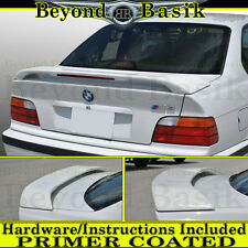 1992-1998 BMW 3 Series E36 OEM Factory M3 Style Spoiler Wing w/LED PRIMER