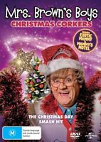 Mrs. Brown's Boys - Christmas Corkers - Exotic Mammy / Mammy's Motel : NEW DVD
