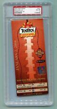 2004 Fiesta Bowl Full Ticket Ohio State Buckeyes v Kansas State PSA *6936