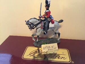 Del Prado, Soldier, Sergeant Ewart, (Scots Greys), 1815