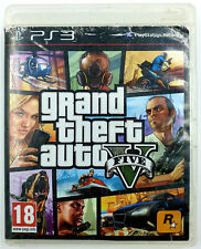 GTA V / Grand Theft Auto 5 - Jeu Playstation 3 / PS3 - Version française