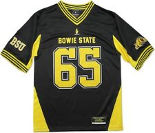 Big Boy Bowie State Bulldogs S11 Mens Football Jersey