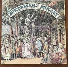 Zuckerman Plays and Conducts Mozart. MG34586.  2 LP Set. Mint