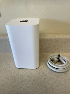 Apple Airport Extreme Wireless Router Wi-fi 802.11ac A1521 Tested -Working Well!