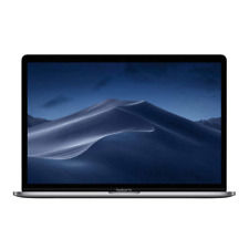 Apple MacBook Pro 15 Intel i7 16GB 512GB SSD Space Gray...