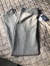 New RALPH LAUREN grey marl stretch fit skinny jodhpurs leggings size L ❤️