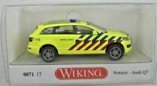 WIKING 007117  H0, 1:87  Notarzt Audi Q7 AMBULANCE NEU OVP