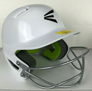 NEW Easton Cyclone T-Ball Batting Helmet with Mask ~ Small 6-1/4 to 6-7/8 White