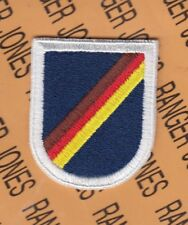 US Army Hq 172nd Infantry Brigade Alaska Non Airborne beret flash patch #5