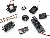 DCC Sound Speakers For Loksound V4, V5, Select, Zimo and Hornby TTS Decoders