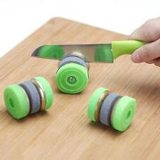NEW Scissors Chisels Sharpener Tool For Home Kitchen Safety