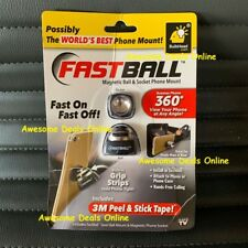 Fast Ball, Magnetic Phone Mount - As Seen On TV, Smartphone Car Holder, FastBall