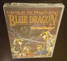 Legend of the Dragon Kings: Blue - Final Chapter (DVD) anime Episodes 11-12 NEW
