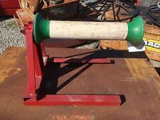 Greenlee 654 Rope Reel Stand / Haines 31925 Roller