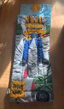 Boys Sleeping Bag Zipper Construction Bedding Sleep Over Camping