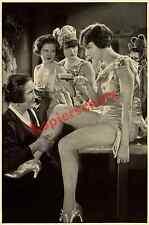 Dina Gralla Revue cabaret Legs protestava Donna Fetish Erotico Upskirt voyeur 1928!!!