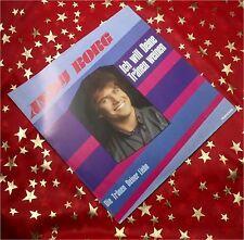 ANDY BORG - Ich will deine Tränen weinen * KULT 1986 * TOP SINGLE (M-:) TOP COVE
