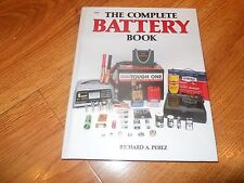 The Complete BATTERY Book - Perez - 1985   HC