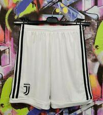 Juventus Fc Italy Football Soccer Training Shorts Adidas 2017 Boys Youth Size L