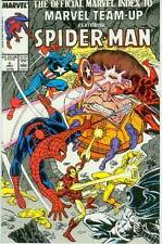 Marvel team-up index # 6 (spiderman & others) (états-unis, 1987)