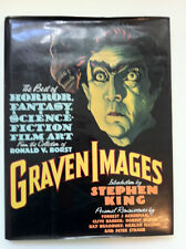 Graven Images by Ronald Borst **SIGNED BY RAY BRADBURY**FIRST EDITION**