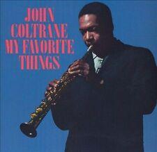 John Coltrane-MY FAVORITE THINGS 1998 Rhino Remaster CD Remastered
