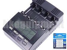 Sanyo eneloop HR-3UTGB+BC1000 AA AAA NiMH NiCd Battery Analyzer Tester Charger