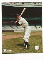 Hank Bauer Unsigned 8x10 Photo New York Yankees