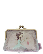 "Santoro London Mirabelle 5"" Clasp Purse All For Love"