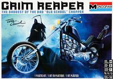 Monogram 1/8 Grim Reaper Old School Chopper SCALE PLASTIC MODEL KIT 857541