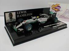 Minichamps 410160644 - Mercedes F1 W07 Hybrid No.44 Brasilien 2016 Hamilton 1:43