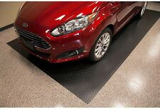 Diamond Black Universal Flooring Raised Mat Garage 7.5 X 14 Ft. High Quality